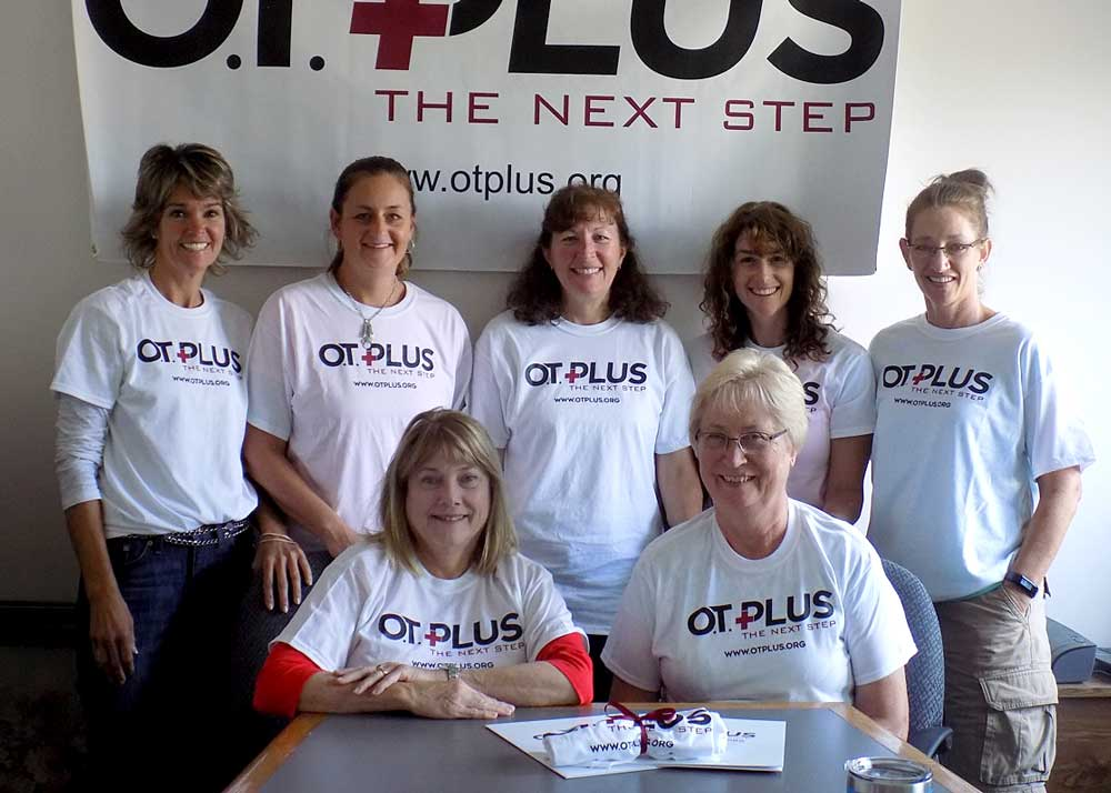 The O.T. Plus Staff